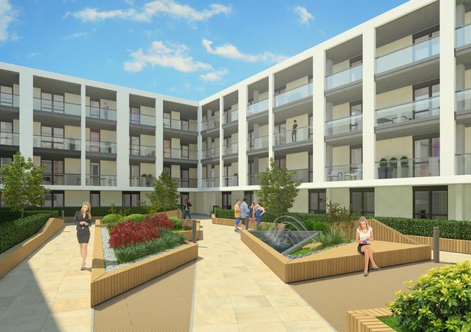 Morizon WP ogłoszenia | Mieszkanie w inwestycji 1 Maja - InCity, Kielce, 62 m² | 0412