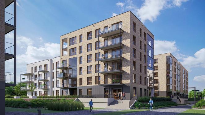 Morizon WP ogłoszenia | Mieszkanie w inwestycji Zajezdnia Wrzeszcz, Gdańsk, 29 m² | 2759