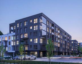 Mieszkanie w inwestycji Zajezdnia Wrzeszcz, Gdańsk, 59 m²