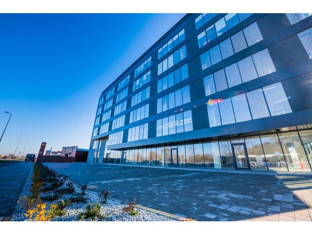 Morizon WP ogłoszenia | Komercyjne w inwestycji CHB14, Kraków, 813 m² | 0912