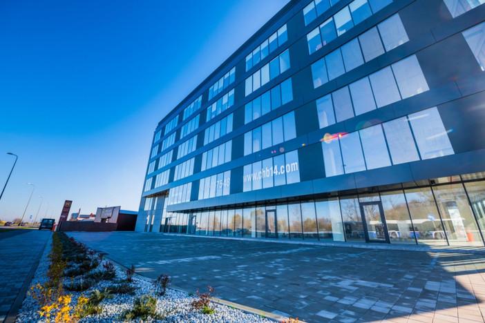 Lokal użytkowy w inwestycji CHB14, Kraków, 851 m² | Morizon.pl | 4971