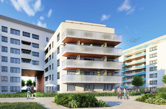 Morizon WP ogłoszenia | Mieszkanie w inwestycji NORDIC MOKOTÓW, Warszawa, 48 m² | 3786
