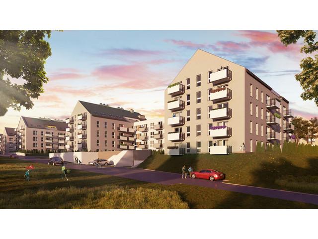 Morizon WP ogłoszenia | Mieszkanie w inwestycji Murapol Osiedle Królewskie Tarasy, Wieliczka (gm.), 62 m² | 1139