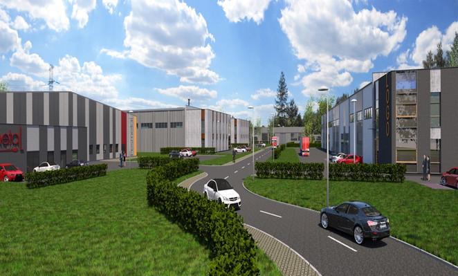 Morizon WP ogłoszenia | Magazyn, hala w inwestycji Hala Mysłowice, Mysłowice, 1000 m² | 5650