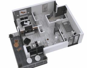 Mieszkanie w inwestycji KAPITAŃSKI MOSTEK, Kołobrzeg, 74 m²