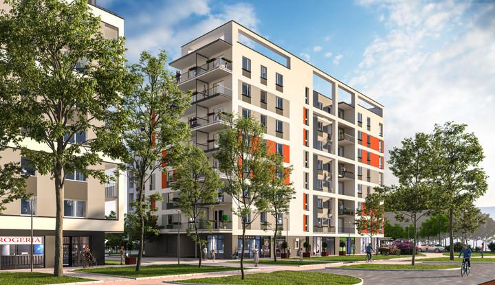 Morizon WP ogłoszenia | Nowa inwestycja - Next Ursus, Warszawa Ursus, 31-69 m² | 7497