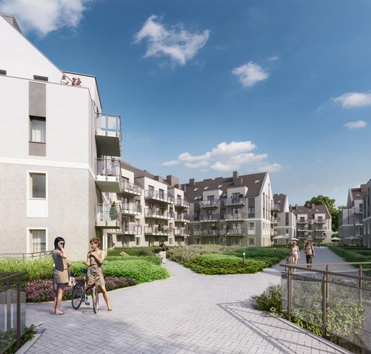 Morizon WP ogłoszenia | Nowa inwestycja - Awicenny, Wrocław Oporów, 30-139 m² | 7643