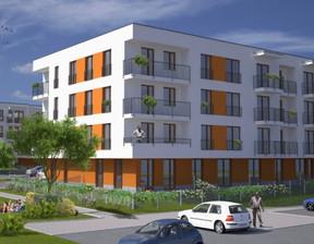 Mieszkanie w inwestycji ul. bpa A. Małysiaka, Kraków, 57 m²