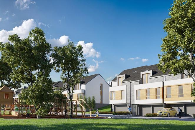 Morizon WP ogłoszenia | Dom w inwestycji Aleja Zbożowa etap III, IV, Wieliczka, 180 m² | 2713