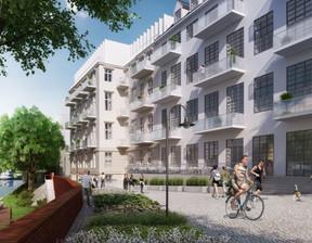 Mieszkanie w inwestycji Przy przystani, Wrocław, 45 m²