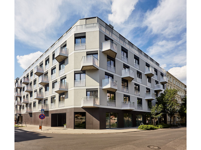 Morizon WP ogłoszenia | Mieszkanie w inwestycji NA FABRYCZNEJ, Poznań, 74 m² | 7302