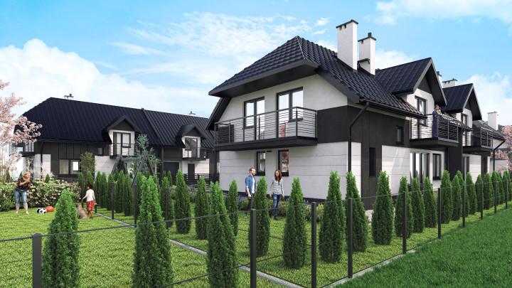 Morizon WP ogłoszenia   Nowa inwestycja - Bogucianka, Kraków Dębniki, 149-156 m²   7817