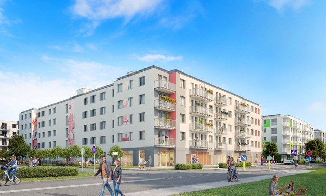 Mieszkanie na sprzedaż <span>Warszawa, Ursynów, ul. Kłobucka 6</span>