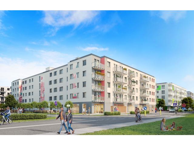 Morizon WP ogłoszenia | Mieszkanie w inwestycji Lifetown, Warszawa, 68 m² | 2037