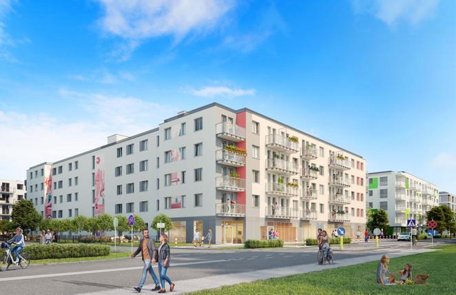 Morizon WP ogłoszenia | Mieszkanie w inwestycji Lifetown, Warszawa, 57 m² | 4025