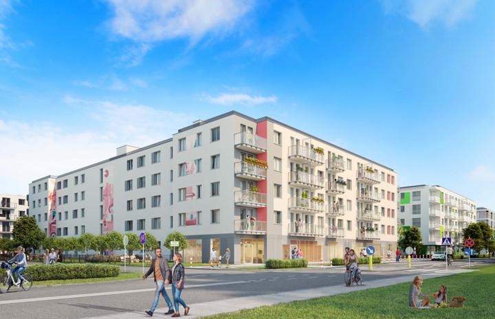 Morizon WP ogłoszenia | Nowa inwestycja - Lifetown, Warszawa Ursynów, 40-80 m² | 7820
