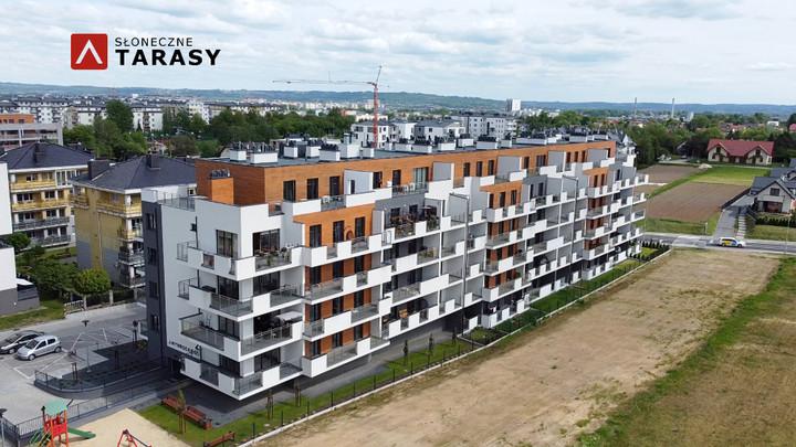Morizon WP ogłoszenia | Nowa inwestycja - Słoneczne Tarasy, Rzeszów Staroniwa, 62-102 m² | 7841