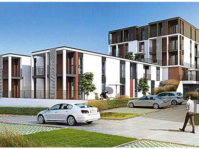 Morizon WP ogłoszenia | Mieszkanie w inwestycji Cegielnia Park, Gorzów Wielkopolski, 56 m² | 2573