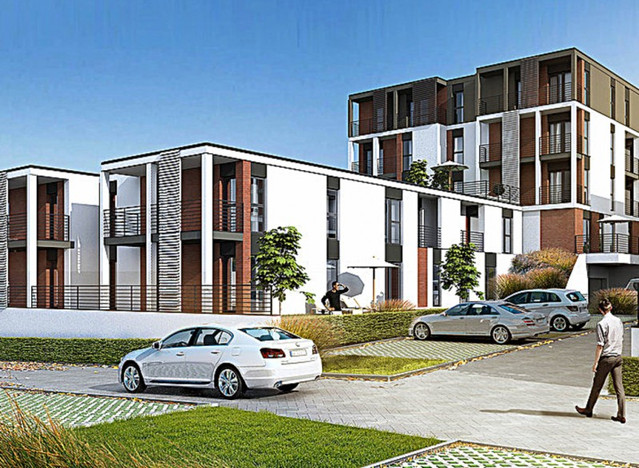 Morizon WP ogłoszenia | Lokal w inwestycji Cegielnia Park, Gorzów Wielkopolski, 21 m² | 9364