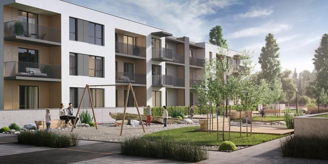 Morizon WP ogłoszenia   Mieszkanie w inwestycji Osiedle Olszewskiego, Pruszcz Gdański, 57 m²   0372