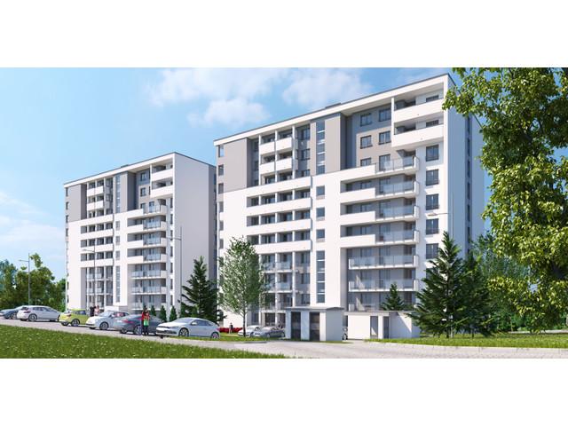 Morizon WP ogłoszenia   Mieszkanie w inwestycji ul. Turniejowa B3, Kraków, 71 m²   1608