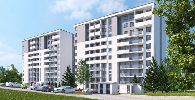 Morizon WP ogłoszenia | Mieszkanie w inwestycji ul. Turniejowa B3, Kraków, 71 m² | 1616
