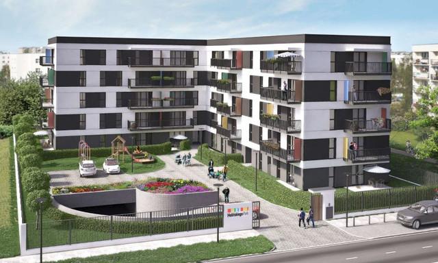 Mieszkanie na sprzedaż <span>Łódź, Radogoszcz, ul. Franciszka Helińskiego 10</span>