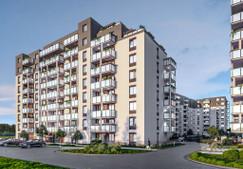 Mieszkanie w inwestycji URSUS FACTORY, Warszawa, 38 m²