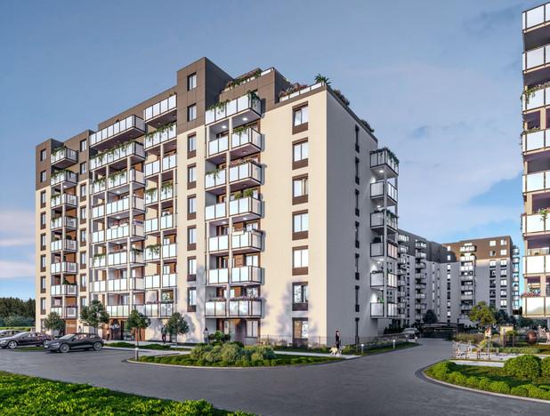 Mieszkanie w inwestycji URSUS FACTORY, Warszawa, 39 m² | Morizon.pl | 3924