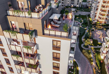 Mieszkanie w inwestycji URSUS FACTORY, Warszawa, 46 m²