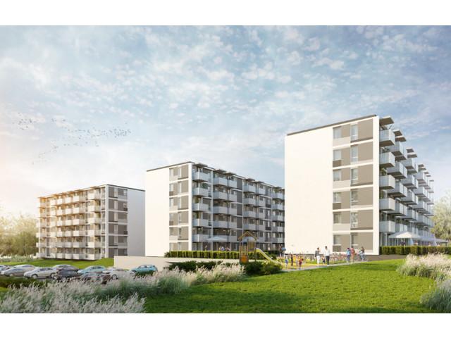 Morizon WP ogłoszenia | Mieszkanie w inwestycji Diamenty Wrotkowa II Etap, Lublin, 85 m² | 7651