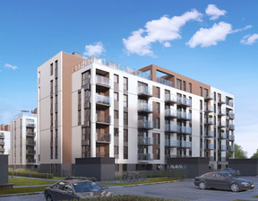 Mieszkanie w inwestycji Nowa 5 Dzielnica, Kraków, 38 m²