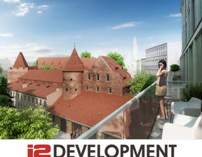 Komercyjne w inwestycji Przy Arsenale, Wrocław, 59 m²