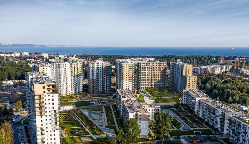 Mieszkanie w inwestycji Nowa Letnica, Gdańsk, 31 m² | Morizon.pl | 9803