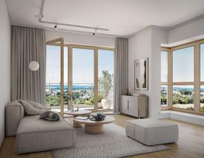 Mieszkanie w inwestycji Nowa Letnica, Gdańsk, 80 m²