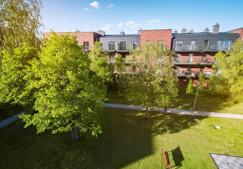Mieszkanie w inwestycji Stara Cegielnia, Poznań, 54 m²