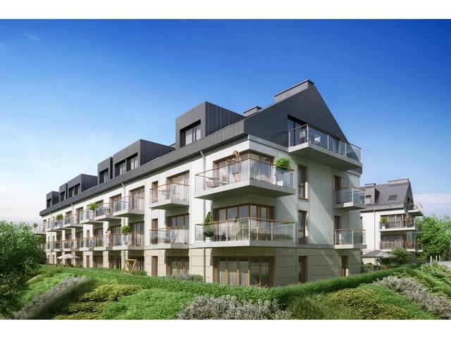 Morizon WP ogłoszenia | Mieszkanie w inwestycji Bieńkowice, Wrocław, 79 m² | 4091