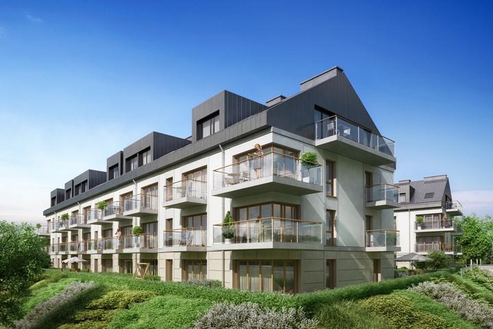 Morizon WP ogłoszenia | Nowa inwestycja - Bieńkowice, Wrocław Brochów, 47-79 m² | 7327
