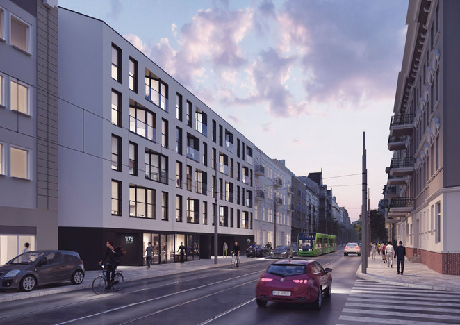 Mieszkanie w inwestycji 176 Kamienica, Poznań, 30 m² | Morizon.pl | 5999