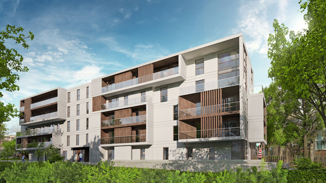 Morizon WP ogłoszenia | Mieszkanie w inwestycji Park Zaczarowanej Dorożki, Kraków, 50 m² | 9865