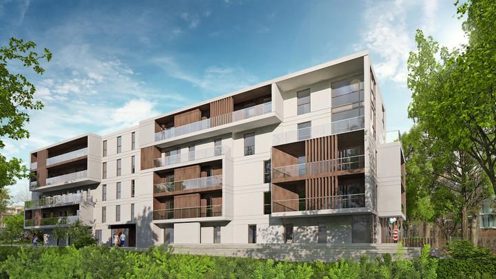 Morizon WP ogłoszenia | Nowa inwestycja - Park Zaczarowanej Dorożki, Kraków Prądnik Czerwony, 39-85 m² | 8418