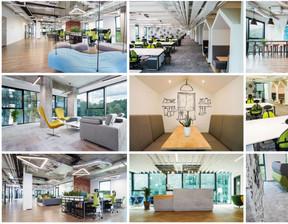 Biuro w inwestycji Tischnera Office, Kraków, 2683 m²