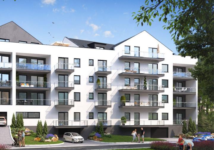 Morizon WP ogłoszenia | Nowa inwestycja - Grunwaldzka 14, Koszalin Śródmieście, 31-81 m² | 8425