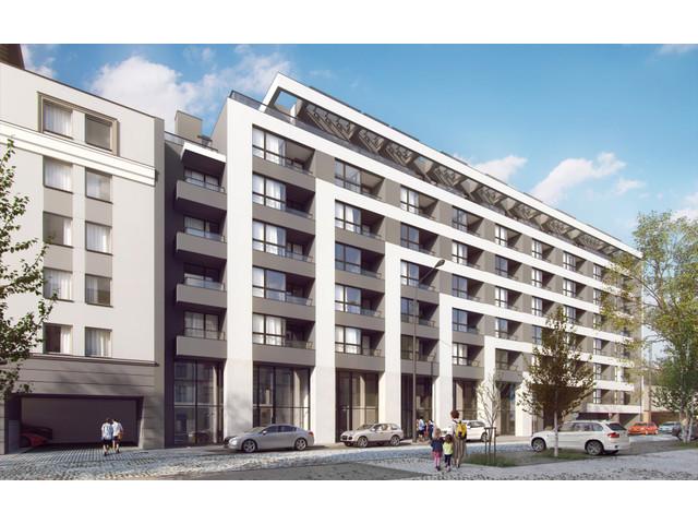 Morizon WP ogłoszenia | Mieszkanie w inwestycji Opolska - Dom przy Filharmonii, Katowice, 79 m² | 2222