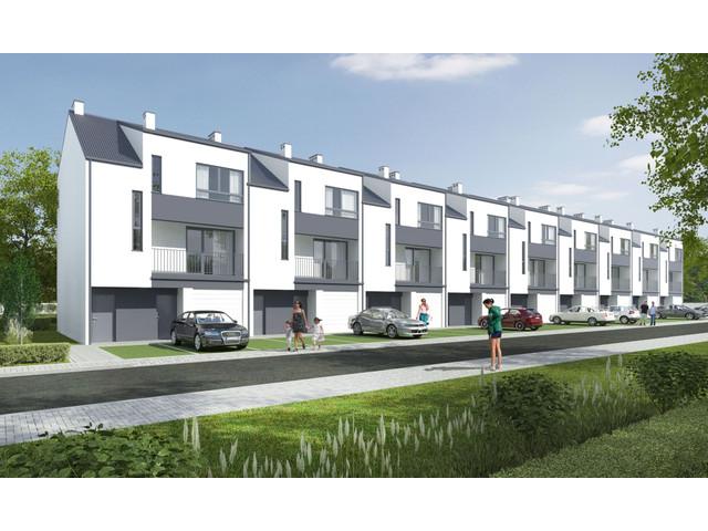 Morizon WP ogłoszenia | Mieszkanie w inwestycji Domy Przy Szkole, Stare Babice, 117 m² | 0956