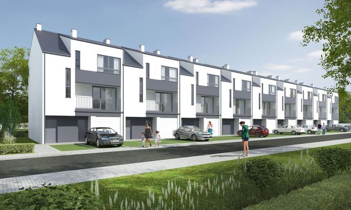 Morizon WP ogłoszenia | Nowa inwestycja - Domy Przy Szkole, Stare Babice ul Polna 21, 55-117 m² | 8459
