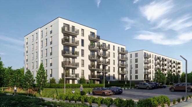 Morizon WP ogłoszenia | Mieszkanie w inwestycji Park Południe, Gdańsk, 39 m² | 2273