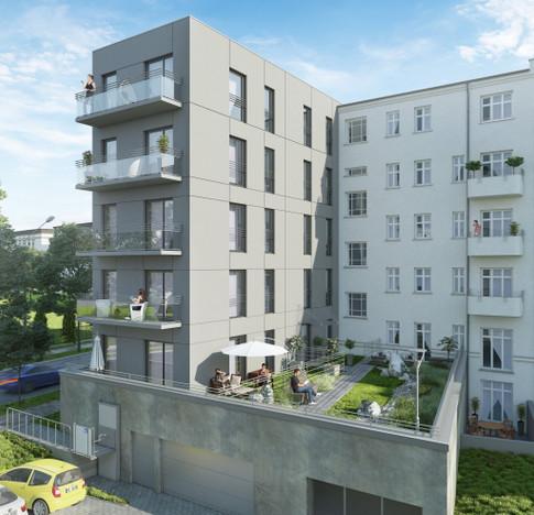 Morizon WP ogłoszenia | Mieszkanie w inwestycji Wojskowa 25, Poznań, 34 m² | 1491