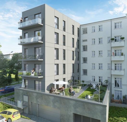 Morizon WP ogłoszenia | Nowa inwestycja - Wojskowa 25, Poznań Łazarz, 16-72 m² | 8497