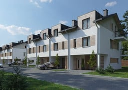 Morizon WP ogłoszenia | Nowa inwestycja - Słoneczna Wadowska, Kraków Nowa Huta, 129 m² | 8503